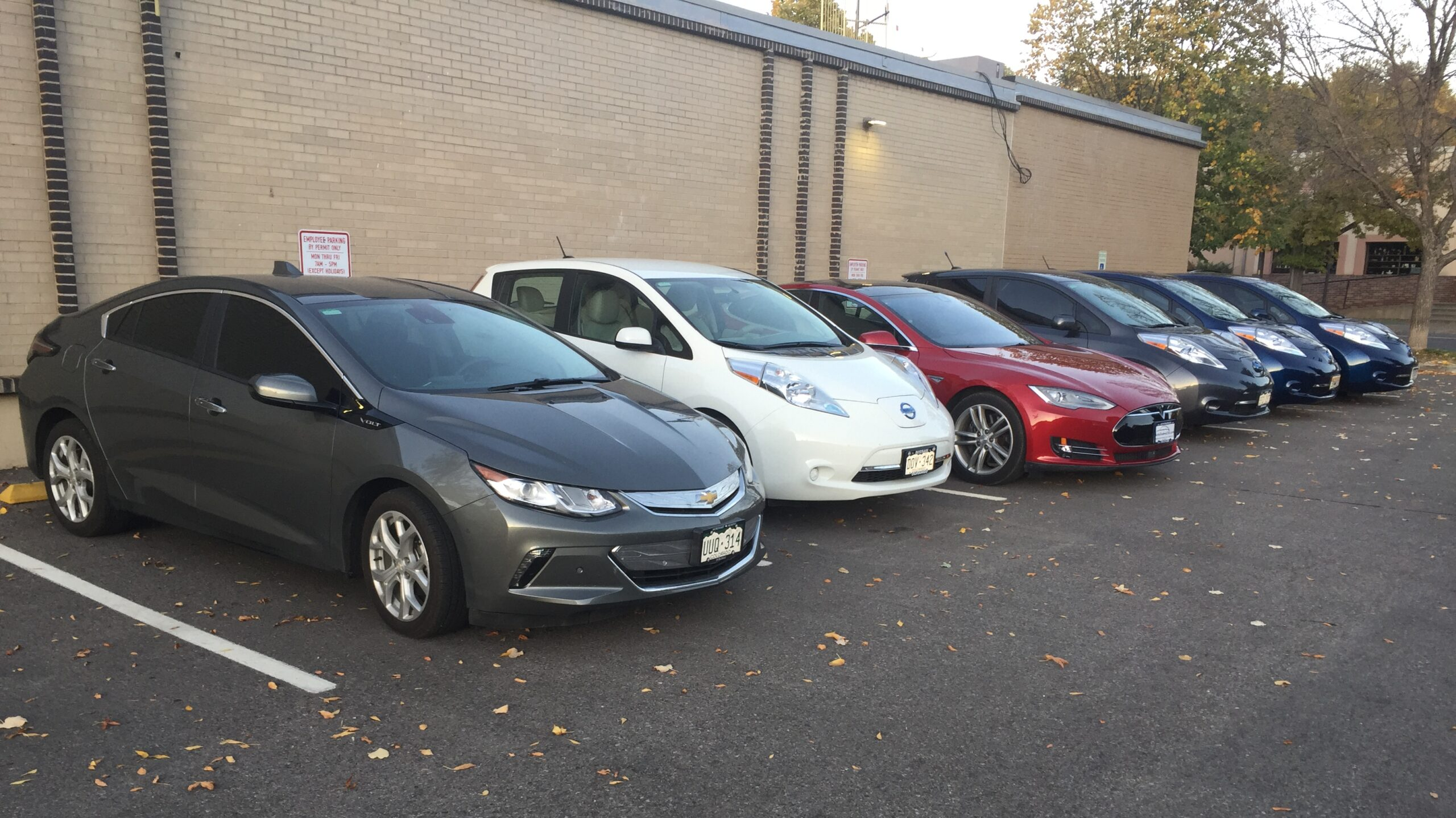 Header Image - Electric Vehicles Four Corners